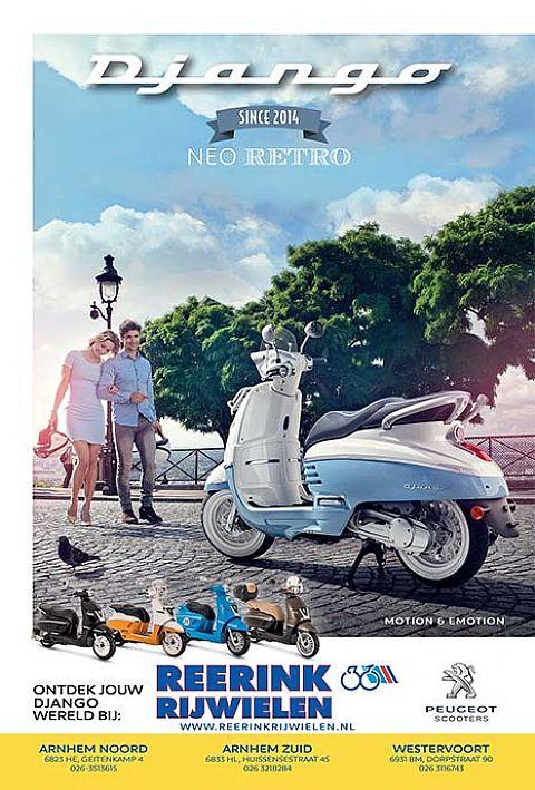 Mag ik straks nog wel op mijn scooter rijden in 2018 ?
